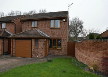 Thumbnail 3 bedroom detached house for sale in Blisworth Way, Swanwick, Alfreton, Derbyshire