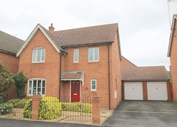 Thumbnail 4 bed detached house for sale in Bramley Way, Bidford-On-Avon, Alcester
