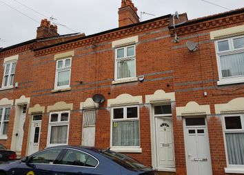 Thumbnail 3 bedroom terraced house for sale in Fairfield Street, Highfields, Leicester