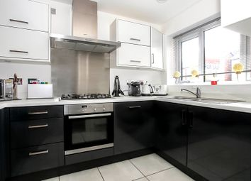 Thumbnail 2 bed semi-detached house for sale in Beluga Close, Peterborough