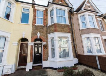 Thumbnail 2 bedroom terraced house for sale in Central Avenue, Southend-On-Sea
