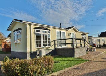 Slipper Caravan Site, Slipper Road, Emsworth PO10. 2 bed mobile/park home for sale