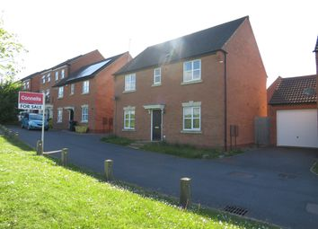 4 bed detached house for sale in Tollerton Close, Hamilton, Leicester LE5