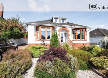 Thumbnail 6 bed detached bungalow for sale in Melford Avenue, Giffnock, Glasgow