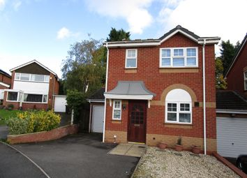Thumbnail 3 bedroom link-detached house for sale in Cherrington Gardens, Compton, Wolverhampton