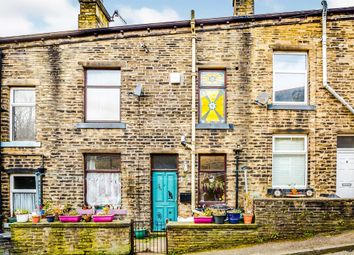 Thumbnail 2 bed terraced house for sale in Banksfield Road, Mytholmroyd, Hebden Bridge