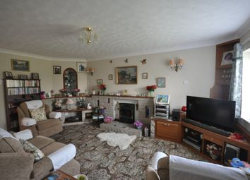 Thumbnail 4 bed semi-detached house for sale in Harvey Lane, Dickleburgh, Diss