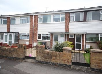 Thumbnail 3 bed terraced house for sale in Manor Road, Bridgwater