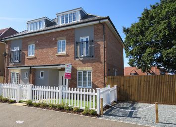 Thumbnail 4 bedroom semi-detached house for sale in London Road, Downham Market, Downham Market