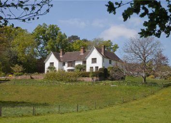 Thumbnail 8 bed detached house for sale in Blackdown House Farm, Briantspuddle, Dorchester, Dorset