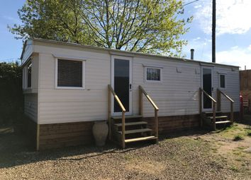 Thumbnail 2 bed mobile/park home to rent in St Georges Road, Runfold