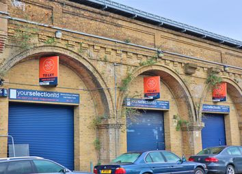 Thumbnail Industrial to let in Enid Street, London