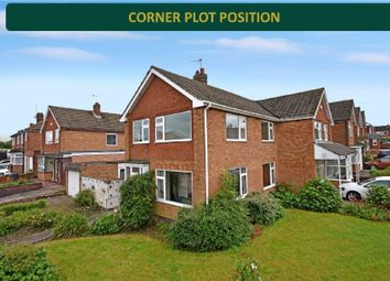 Thumbnail 3 bed semi-detached house for sale in Oakdene Road, West Knighton, Leicester