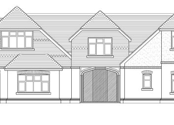 Thumbnail 5 bed detached house for sale in Pines Road, Bickley, Bromley