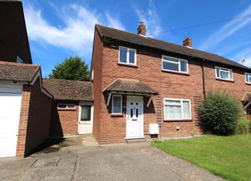 Thumbnail 3 bed semi-detached house for sale in Almond Close, Guildford