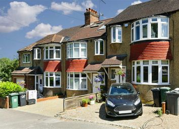 Thumbnail 3 bed terraced house for sale in Ashurst Road, Tadworth, Surrey