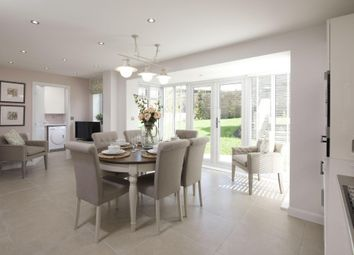 "Thumbnail 4 bed detached house for sale in ""Dalmally"" at Frogston Road East, Edinburgh"