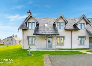 Thumbnail 4 bedroom semi-detached house for sale in Lough Erne Golf Village, Ballyhose, Enniskillen, County Fermanagh