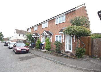 Thumbnail 1 bed terraced house for sale in Courtenay Mews, North Road, Woking