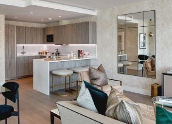 Thumbnail 1 bed flat for sale in Discovery House, Battersea Reach, Juniper Drive, Battersea