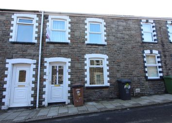 Thumbnail 3 bed terraced house to rent in Blaen Blodau Street, Newbridge, Newport