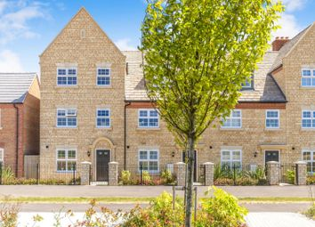 Thumbnail 4 bed terraced house to rent in Langton Walk, Stamford