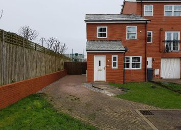Thumbnail 3 bed terraced house for sale in Admiral Gardens, Bispham, Blackpool