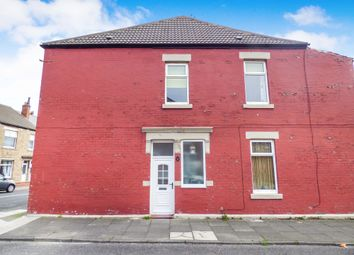 Thumbnail 3 bedroom terraced house for sale in West Percy Road, North Shields