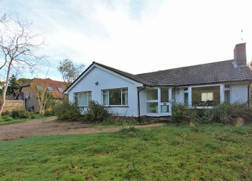 3 bed bungalow for sale in Sway Road, Brockenhurst, Hampshire SO42