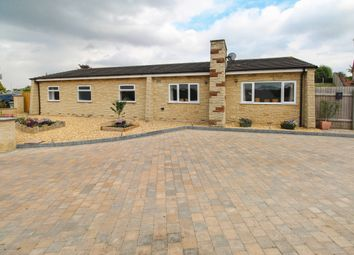 Thumbnail 4 bed detached bungalow for sale in Huntley Close, Inkersall, Chesterfield