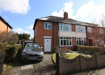 Thumbnail 3 bed semi-detached house to rent in Belvidere Avenue, Shrewsbury