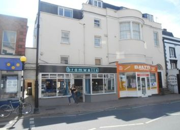 Thumbnail 2 bed flat to rent in High Street, Cheltenham