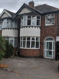 Thumbnail 3 bedroom semi-detached house to rent in Welford Road, Leicester