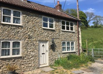Thumbnail 2 bed cottage to rent in Bowlish, Shepton Mallet