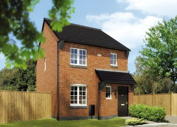 """Thumbnail 3 bedroom semi-detached house for sale in """"The Lichfield"""" at Hallfields Lane, Rothley, Leicester"""