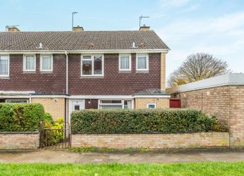Thumbnail 3 bedroom end terrace house for sale in Starwort Path, Blackbird Leys, Oxford