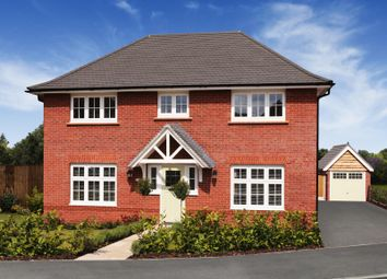 Thumbnail 4 bed detached house for sale in Queens Road, Woking, Surrey