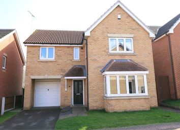 Thumbnail 4 bed detached house for sale in Kew Court, Swinton, South Yorkshire, uk