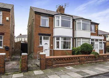 Thumbnail 3 bed semi-detached house for sale in Finsbury Avenue, Blackpool