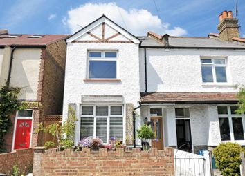 Thumbnail 3 bed end terrace house for sale in Prospect Crescent, Twickenham