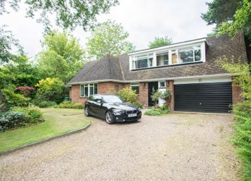 Thumbnail 5 bed detached house for sale in Longaford Way, Hutton Mount, Shenfield