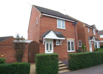 Thumbnail 3 bed detached house to rent in Randall Close, Irthlingborough, Wellingborough