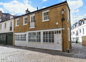 Thumbnail 3 bed terraced house for sale in Lancaster Mews W2,
