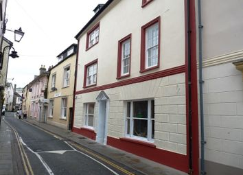 Thumbnail 2 bed flat to rent in Lion Street, Brecon