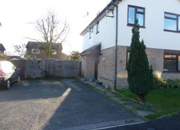 Thumbnail 2 bed end terrace house to rent in The Meadows, Littlethorpe, Leicester