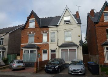 Thumbnail 1 bedroom flat to rent in Victoria Road, Stechford, Birmingham