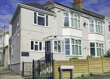 Thumbnail 5 bed semi-detached house for sale in Glenwood Road, Mannamead, Plymouth