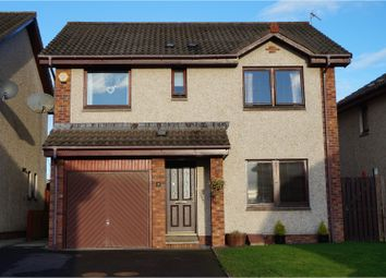 Thumbnail 4 bed detached house for sale in Campbell Crescent, Arbroath