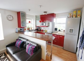 Thumbnail 1 bed flat to rent in Weavers Way, London