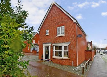 Thumbnail 3 bed detached house for sale in Mersea Crescent, Wickford, Essex